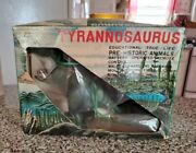 Vintage Rc T-rex Tyrannosaurus B/op Toy - Sears Toy Town Japan Used In Box...