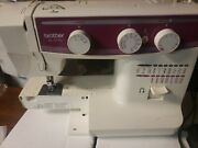 Brother Xl-5130 Mechanical Sewing Machine Tested