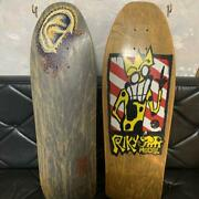 Powell Peralta Skateboard Deck Fast Free Shipping From Japan W/tracking 8701n