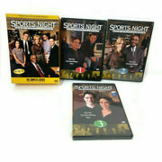 Sports Night Dvd Collection The Complete Series + Pilot Episode [6 Disc Box Set]
