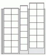 Compact Coin Page For Coins To 1-1/16-pack Of 2