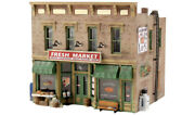 Woodland Scenics N Scale Pre-fab Building/structure Kit Fresh Market