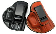 Closeout Holsterworld Right Hand Leather Iwb Inside Pants Holster Choose