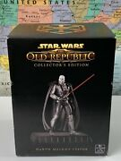 Ships Same Day Star Wars The Old Republic Darth Malgus Statue 9 Gentle Giant