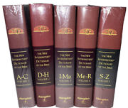 The New Interpreter's Dictionary Of The Bible Complete Set Volume 1-5 Abingdon