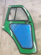 Set Of Hard Doors Made For John Deere Tractor Hard Cabs By Curtis Bm21292