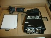 Transition Networks 1000base-x To 1000base-t Media Converter See Pics