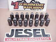 16 Jesel .937 Keyway Centered Solid Roller Lifters Nascar Chevy Ford Ll 1