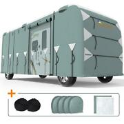 King Bird 30and039-43and039 Rv Cover Storage For Class A Motorhome Trailer Camper W/zipper