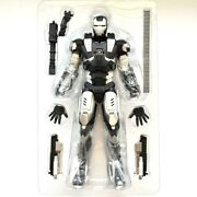 Hot Toys 1/6 Iron Man 2 War Machine Special Edition Mms166 New