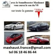Sound Booster Maxhaust Chevrolet Gmc Jeeptesla.8 Sounds Pop And Bang From 1250andeuro