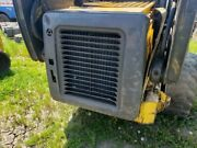 New Holland Ls185b - Rear Engine Access Door Assembly P/n 87455320