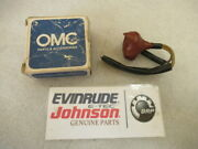 V8 Johnson Evinrude Omc 384225 Diode And Lead Assembly Oem New Factory Boat Parts
