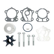 Water Pump Impeller Kit For Yamaha 2 Stroke Outboard 692-w0078-02-00
