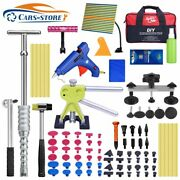 2020 Pdr Dent Puller Lifter Tools Paintless Hail Removal Line Board Tap Glue Set