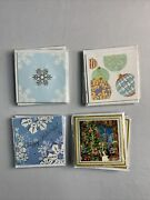 Lot Of 15 Treasures Pop Up Christmas Holiday Greeting Cards