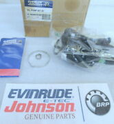 M24 Johnson Evinrude Omc 5007232 Oil Pump Kit Assembly Oem New Factory Boat Part