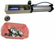 Aluminum Can Crusher Machine Soda Beer Smasher Air Cylinder Recycling Tool New