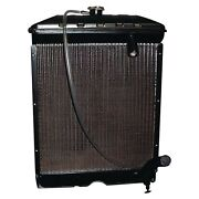 C5nn8005ab Radiator For Ford Tractor 800 801 Jubilee 2000 4000 600 700 701