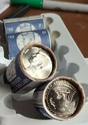 2003 P And D Mints Kennedy Unc Half Dollar Mint Wrapped Rolls 50c Us Coins