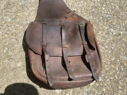 Us Saddle Bags Us Calvary Army 1917 Wwi World War One
