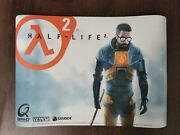 Half-life 2 Qpad Mousepad - Rare Collector Gem, 10 Owners Worldwide