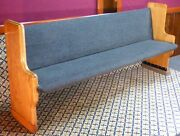 Refinished And Upholstered