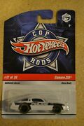 Hot Wheels Cop Rods Camaro Z28 - 2008 - 12 Of 26 - White - N9004 - Reduced