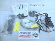 P8 Johnson Omc 0764979 Electronic Shift And Throttle Kit Oem New Factory Boat Part