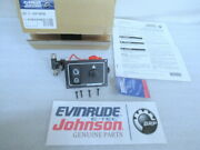 P8 Johnson Omc 0765379 Emergency Stop Switch Kit Oem New Factory Boat Parts
