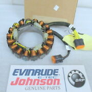 P11 Johnson Evinrude Omc 586514 Stator Assembly Oem New Factory Boat Parts