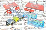 Manley For Supra 2jzgte Pistons And Rods W/ And Acl Bearings And Arp Stud Kit 14027-6