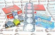 Manley For 2jzgte Pistons And Rods W/ Gasket And Acl Bearings And Arp Stud Kit 14027-6