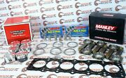 Manley For Supra 2jzgte W/ 94mm 3. Pistons And Rods And Arp Studs W/ Toyota 14027-6