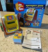 The Price Is Right Electronic Game 16 Popular Show Games Plinko Machine Complete