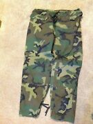 Orc 2003 Us Military Trousers Pants Improved Rainsuit Size Large