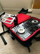 New Pioneer Ddj Sx2 Pyle Laptop Stand Controller Bag Sennheiser Hd 25 Headphones