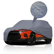 [psd] Supreme Waterproof Full Car Cover For Chevy Chevrolet Hhr 2006-2011 Wagon