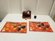Lego 21106 - Minecraft - The Nether - Used - 100 Complete W/instructions