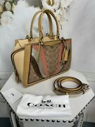 Coach Dreamer In Signature Canvas With Wave Patchwork Nwts Msrp 550 69527 Sale