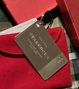 2014 Starbucks Sterling Silver Limited Edition Keychain Gift Card 50 Balance