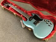 Gibson Sg Special 2020 225500239 Faded Pelham Blue Ships Safely From Japan