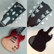 Gibson Sg Standard 2018 Electric Guitar Ships Safely From Japan