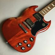 Gibson Sg Standard 61 2019 Vintage Cherry Ships Safely From Japan