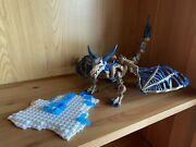 Mega Bloks World Of Warcraft Sindragosa And The Lich King 91008 - 90 Complete