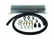 Performance Steering Psc Ck100-8 Heat Sink Fluid Cooler Kit With 8an Fittings