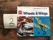 Vintage 1973 Mattel Big Jim And Wheels And Wings Collectorand039s Catalog 3 Ptr