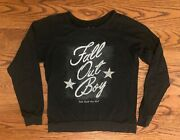 Fall Out Boy Save Rock And Roll Manhead Long Sleeve Shirt Women's Large