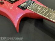 Edwards E-chunpa-v Electric Guitar Perfect Packing From Japan