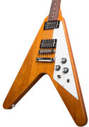 Gibson Flying V Antique Natural Electric Guitar Safe Shipping From Japan